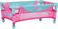 Легло-кошарка за кукла - Cry Babies - Детска играчка - кукла