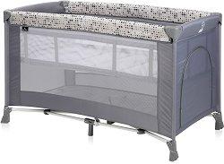 Сгъваемо бебешко легло на две нива - Verona 2020 -