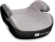 "Детско столче за кола - Safety Junior: Grey - За ""Isofix"" система и деца от 15 до 36 kg -"