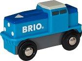 """Карго автомобил - Детска играчка от серията """"Brio: Аксесоари"""" - играчка"""