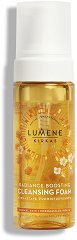 Lumene Kirkas Radiance Boosting Cleansing Foam - Озаряваща почистваща пяна с дива къпина -