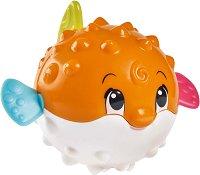 """Риба балон - Детска играчка от серията """"ABC"""" -"""