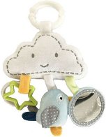Плюшено облаче- Clouds - Бебешка играчка за количка или легло -