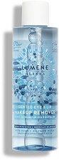 Lumene Herkka Gentle Eye & Lip Makeup Remover - Дегримьор за чувствителни очи и устни - душ гел