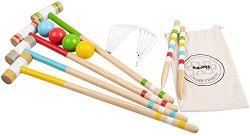 Градински крокет - Детска игра - играчка