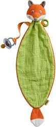 Кърпа за игра - Лисица - Играчка за гушкане -