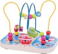 Лабиринт - Море - играчка