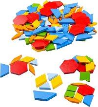Геометрични плочки -