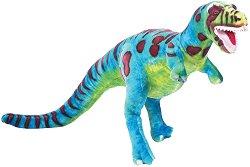 Тиранозавър Рекс - Плюшена играчка с височина 76 cm -