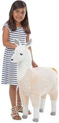 Лама - Плюшена играчка с височина 79 cm -