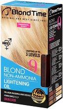Blond Time 9 Blond Non-Ammonia Lightening Oil -