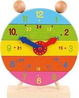 Сглобяем часовник - играчка