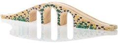 Дървен мост за влакова композиция -