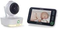 Дигитален видео бебефон - Sincro Babyguard - С температурен датчик, нощно виждане и възможност за обратна връзка -