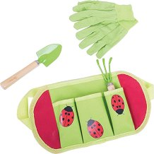 Градински колан с аксесоари - Калинки - Детски комплект за игра -