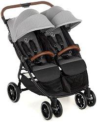 Бебешка количка за близнаци - Twinlink -