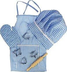 Детска готварска униформа - играчка