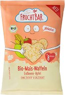 FruchtBar - Био снакс с ягода и ябълка -