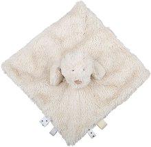 Кърпа за игра - Сънливото кученце - Детска играчка за гушкане -