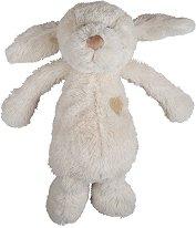 Сънливото кученце - Мека играчка за гушкане -