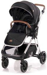 Бебешка количка 3 в 1 - Angel - С 4 колела -