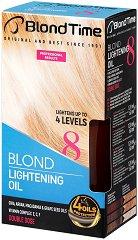 Blond Time 8 Blond Lightening Oil -
