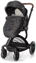 Комбинирана бебешка количка - Lumina 2020 - С 4 колела -