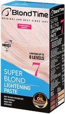 Blond Time 7 Super Blond Lightening Paste -