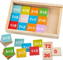Таблицата за умножение - играчка