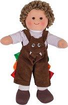 Джак - Парцалена кукла с височина 28 cm -