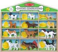 Кучета - Комплект от 12 фигурки -