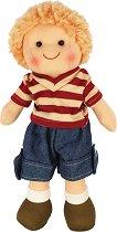 Хари - Парцалена кукла с височина 28 cm - творчески комплект