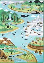 Детско килимче - Природа -