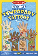 Временни татуировки - Спорт, животни и предмети