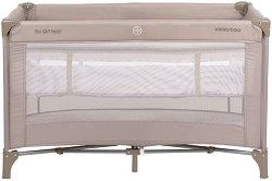 Сгъваемо бебешко легло на две нива - So Gifted 2020 -