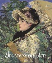 Стенен календар - Impressionisten 2021 -