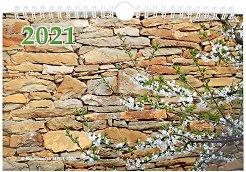 Настолен календар 2021 -
