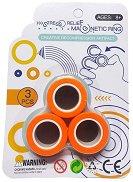 Магнитни пръстени за трикове - играчка