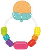 Дъвкалка - Портокал - За бебета над 3 месеца -