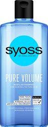 Syoss Pure Volume Micellar Shampoo -