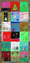 Адвент календар - Вълшебни звезди -