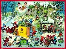 Адвент календар - Пощата на елфите -