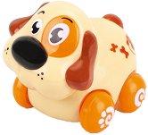 Куче - Детска играчка с колелца -