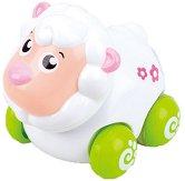 Овца - Детска играчка с колелца -