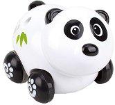 Панда - Детска играчка с колелца -