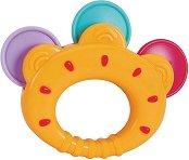 Дрънкалка - Тамборина - Бебешка играчка -