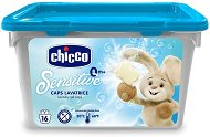 Капсули за пране - Chicco Sensitive - Опаковка от 16 броя -