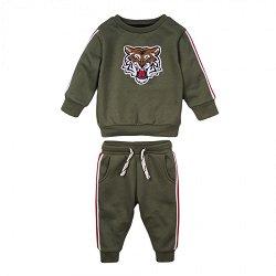 """Детски комплект - Блуза и панталон от серията """"MINOTI Basics"""" -"""