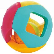 Дрънкалка - Топка - Бебешка играчка -