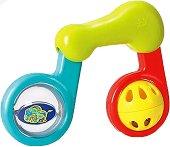 Дрънкалка - Нота - Бебешка играчка -